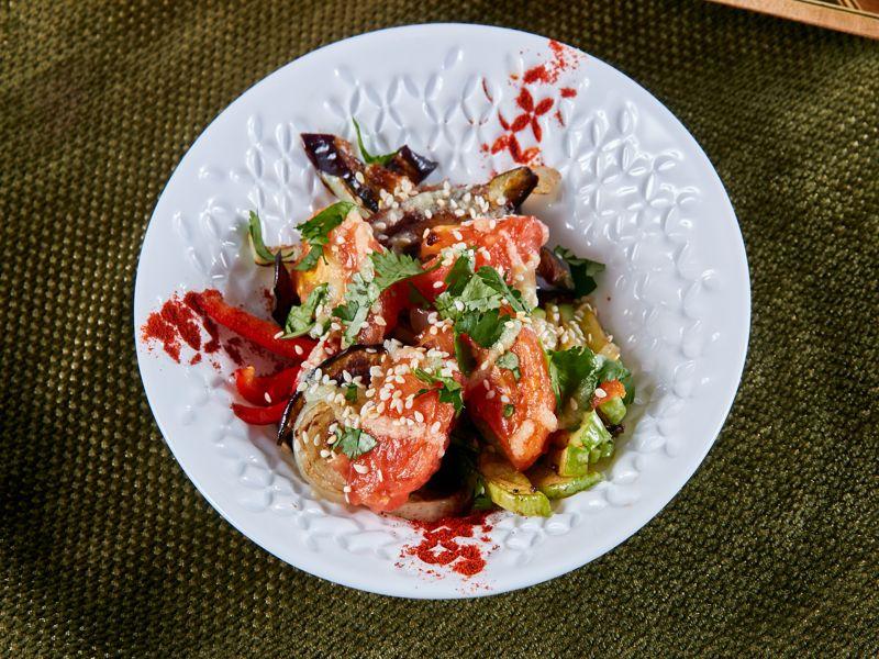 Мангал – салат